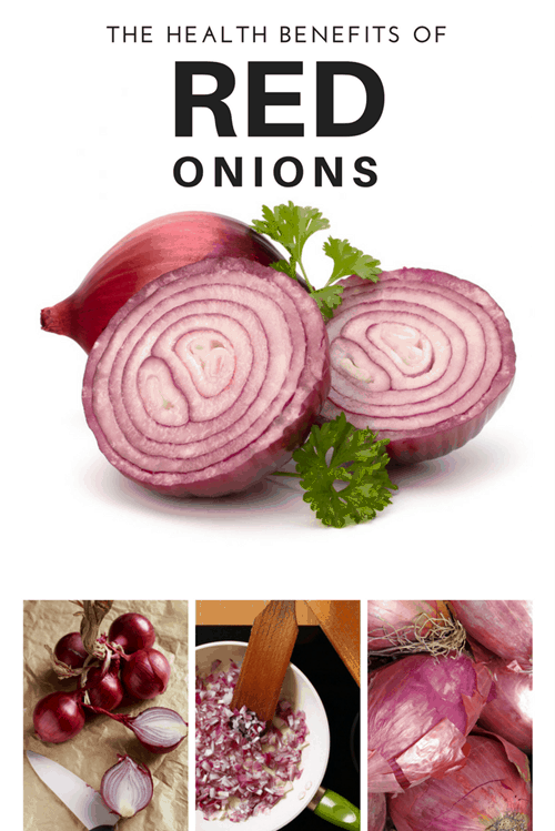 Health Benefits of Red Onions