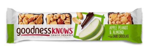 Apple, Peanut & Almond