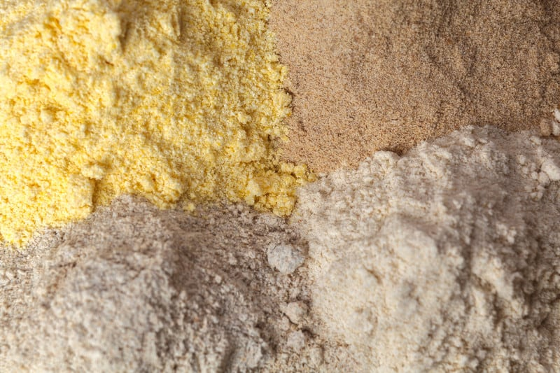 The Definitive Guide to Low Carb Flours