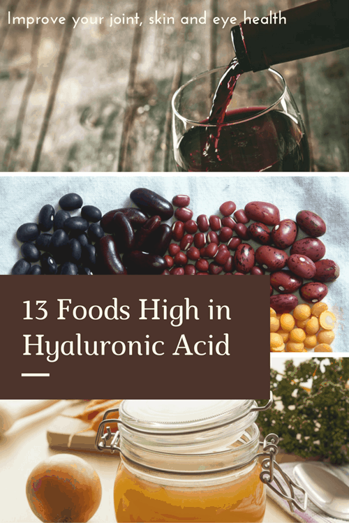 13 Foods High in Hyaluronic Acid and Why You Need Them