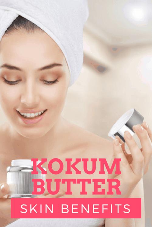 Kokum Butter Skin and Hair Benefits