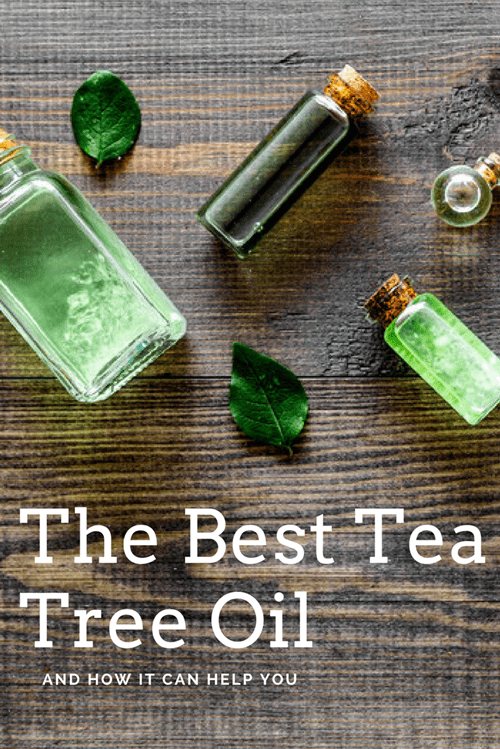 The Best Tea Tree Oil
