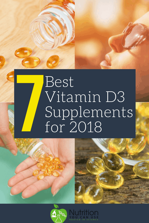 Getting enough vitamin D is so important. Click on this post to find out the best Vitamin d3 supplements!