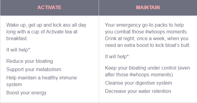 Activate and Maintain