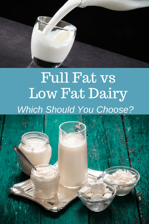 Full fat or low fat dairy? Both have their advantages, but which one is better for health? Check out the article to see what we found when we took a detailed look at the science. Via @nutritionyoucan | #dairy #fat #saturated #nutrition