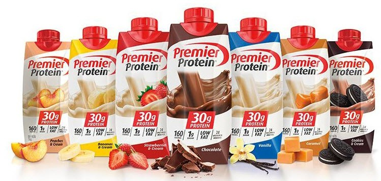 Premier Protein Range