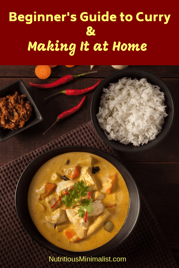 beginner guide to curry