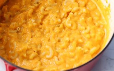 Meal Prep Butternut Squash Mac and Cheese