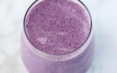 Blueberry Collagen Smoothie Recipe