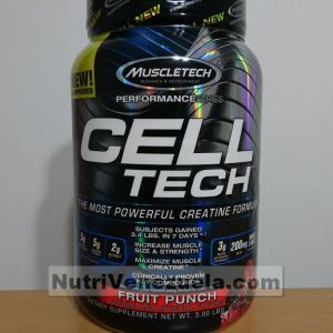Celltech Creatina Venezuela Muscletech