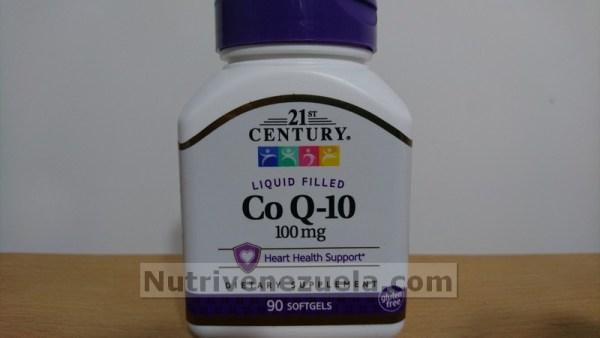 CoQ-10 100 mg Venezuela