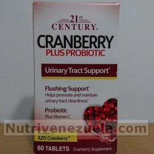 Cranberry Mas Probioticos Venezuela