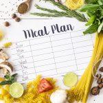 Menus mensuales saludables