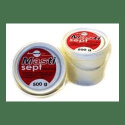 Mastisept biela masť ung. 500 ml