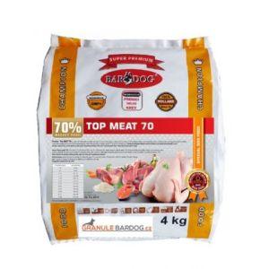 Bardog Top Meat 70% 4kg