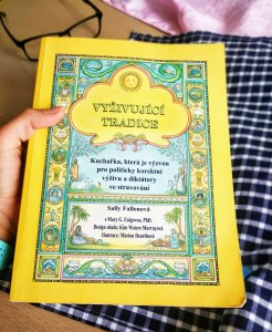 Nourishing Traditions: Cookbook about How to Make Traditional Nutrient Dense Foods (Sally Fallon and Dr. Mary Enig, 1995)