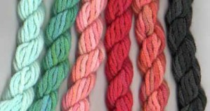Stitch your Stash – My Colors