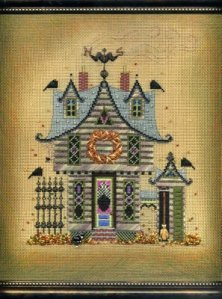 Some Tips & Ideas for Framing Needlepoint