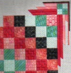 Stitch your Stash around the World – Almost Done!