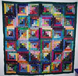 Two Needlepoints and a Quilt