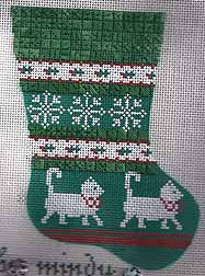 Game Needlepoint Update