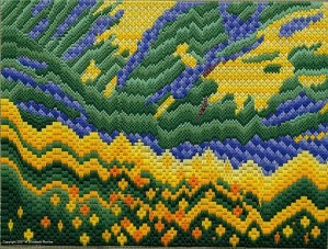 Liz's Needlepoint Journey