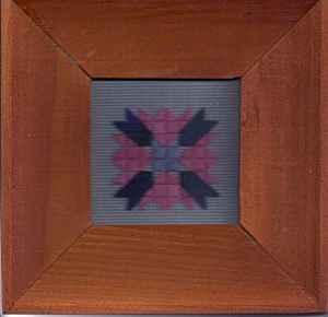 dollar store frame