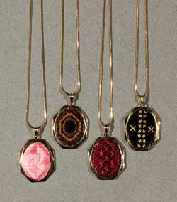 Needlepoint Necklaces – Product Review