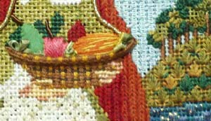Stitching a Basket – Technique Tuesday