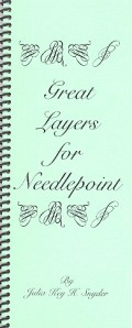 Great Layers for Needlepoint Book Review