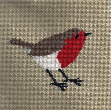 robin needlepoint stitch guide and class by needlepoint expert janet m. perry