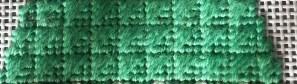 Stripey Tree – Stripe 5 – Free Needlepoint Project