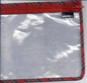 Helenz needlework storage bag