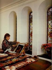 How a Passion for Needlepoint Blossomed Into a Business