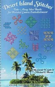 Desert Island Stitches vol. 1 – Book Review