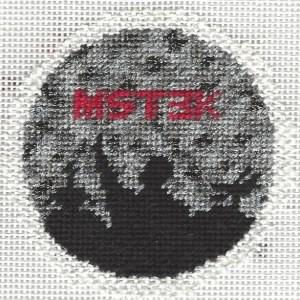 MST3K needlepoint