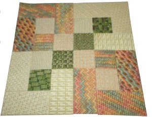 25 More Background Stitches for Needlepoint