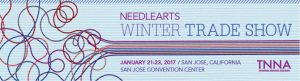 Winter 2017 New Needlepoint Products from TNNA Preview