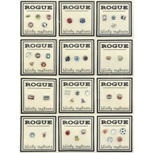 Rogue Blingy Magnets Product Review