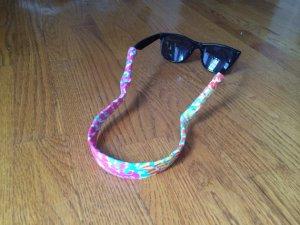 neoprene croakies glasses holder