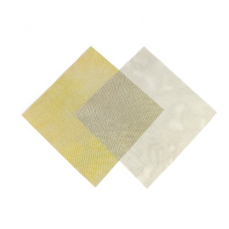 DMC stitchable metallic mesh