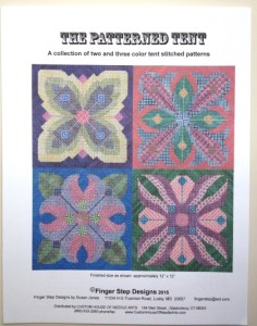 The Patterned Tent Project Pack Review