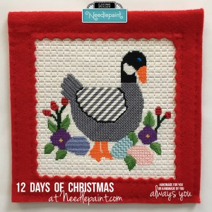 12 Days Free Stitch Guides