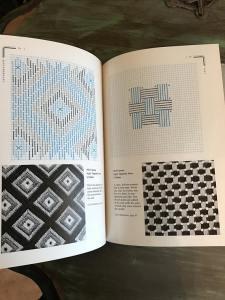 vintage needlepoint stitch pattern