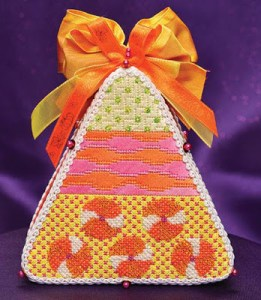needlepoint candy carn