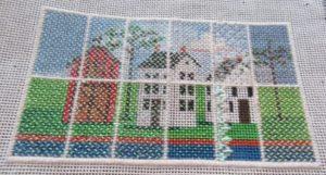 How to Stitch Glass
