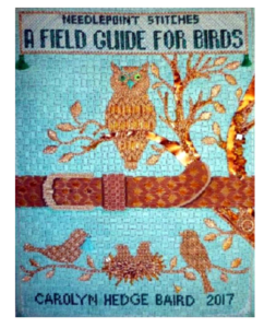 needlepoint stitches birds cover