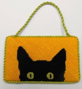 peeky kitty by eye candy needle art