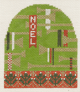 A Different Christmas Needlepoint
