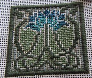 Mindy Arts & Crafts Tile mini